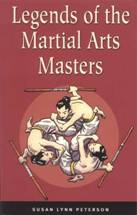 cover image for Legends of the Martial Arts Masters