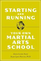 cover image for Starting and Running Your own Martial Arts School