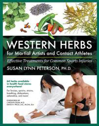cover image for Western Herbs for Martial Artists and Contact Athletes